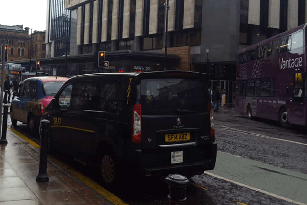 Manchester Group taxi