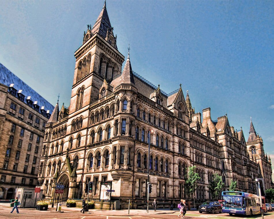 Why Manchester Is Such a Great City