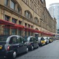 Manchester Street cabs