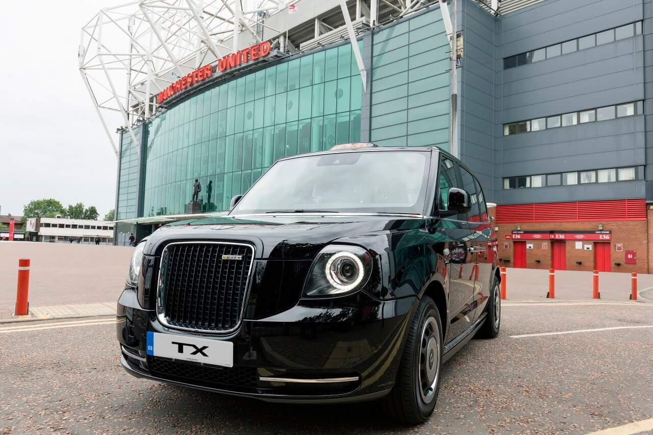 Manchester Taxi Service