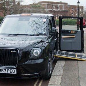 Black Cab Taxi Hire