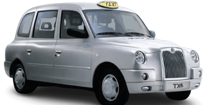 London black cab tx4,