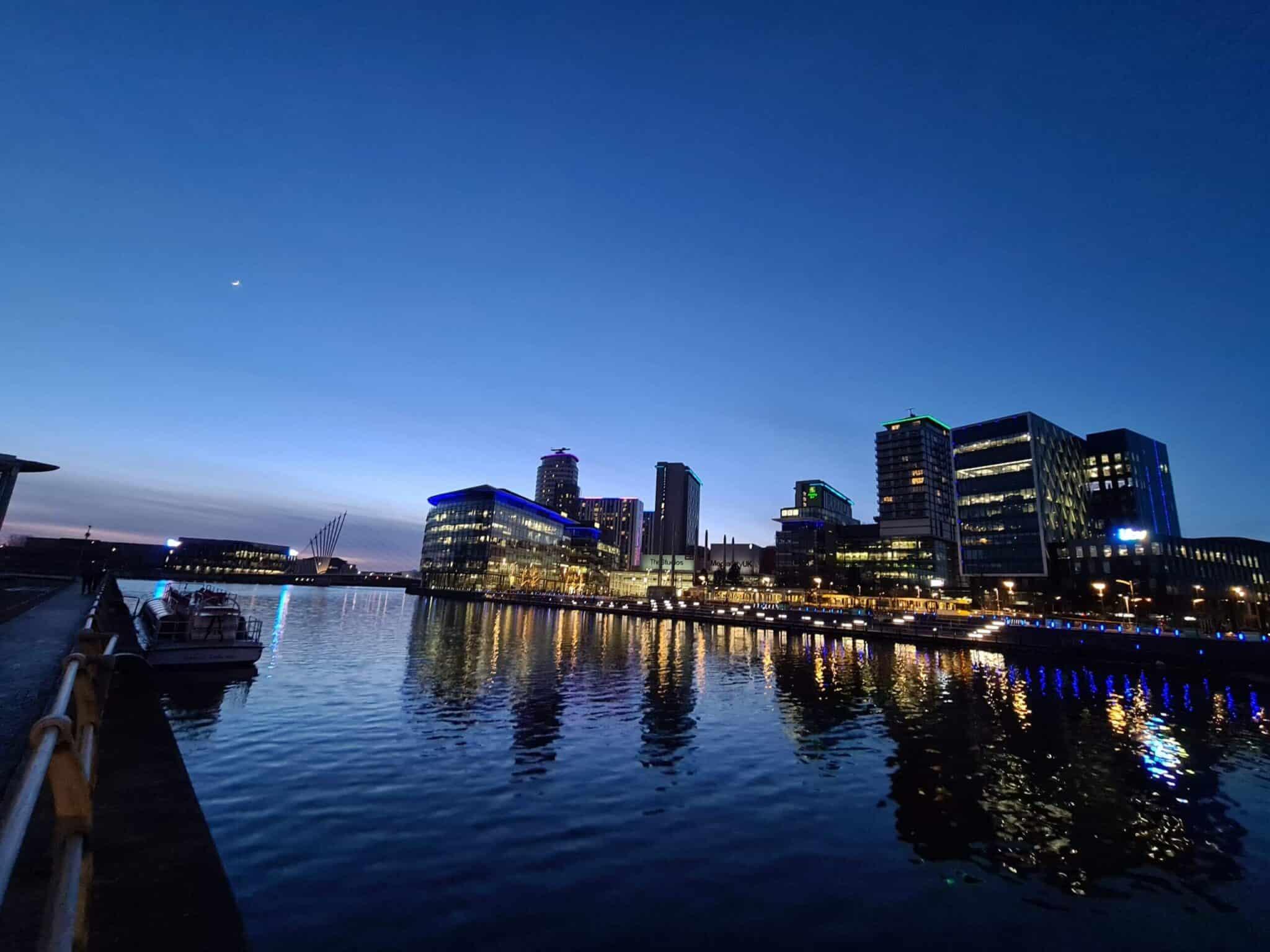 Manchester media city
